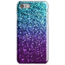 WEIZO Skal till iPhone 8 - Mosaic Glitter design