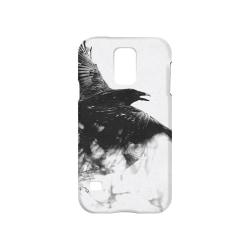 WEIZO Skal till Samsung Galaxy S5 - Skuggfågel