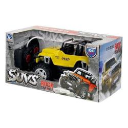 Radiostyrd Bil SUVS Rock Crawler