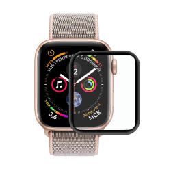 HAT PRINCE Kurvigt Skärmskydd Apple Watch 40mm Svart