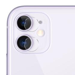 HAT PRINCE Linsskydd 0.2mm Härdat Glas iPhone 11 Transparent