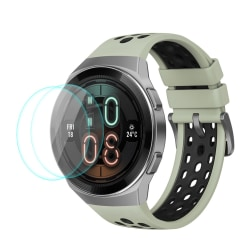 HAT PRINCE Skärmskydd 0.2mm Härdat Glas Huawei Watch GT 2e 2 Pac