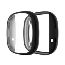 Heltäckande Skal Fitbit Versa 3/Sense Svart