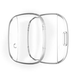 Heltäckande Skal Fitbit Versa 3/Sense Transparent