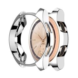 Heltäckande Skal Samsung Galaxy Watch 46mm Silver