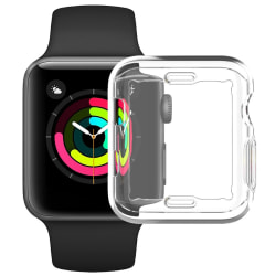 IMAK Full Protection Case Apple Watch 42mm Clear