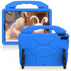 """iPad 10-11"""" Stöttålig Kickstand Barnskal Blå"""