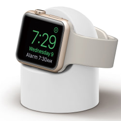 Laddningsställ Till Apple Watch Vit