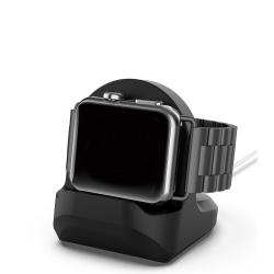 Laddningsstativ Apple Watch Svart