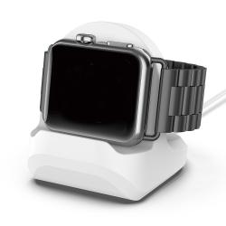 Laddningsstativ Apple Watch Vit