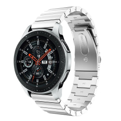 Länkarmband Till Samsung Galaxy Watch 46mm Silver