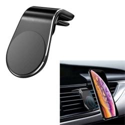 Magnetisk Bilhållare För Smartphones Svart