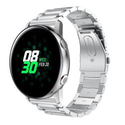 Metallarmband Till Galaxy Watch Active Silver