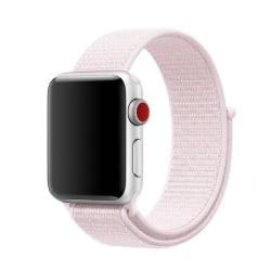Nylonarmband Apple Watch 38/40mm Rosa