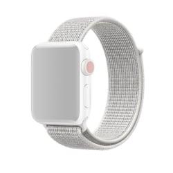 Nylonarmband Apple Watch 38/40mm Vit