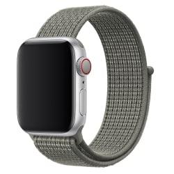Nylonarmband Apple Watch 42/44mm Grå