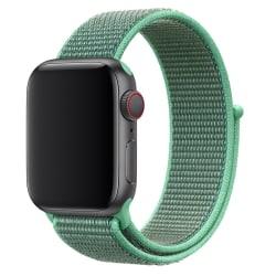 Nylonarmband Apple Watch 42/44mm Grön