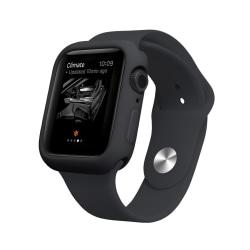 Silikonskal Till Apple Watch 44mm Svart