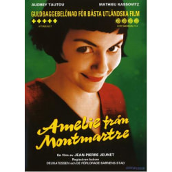 Amelie Från Montmartre  -DVD