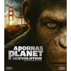 Apornas Planet: (R)evolution - Bluray