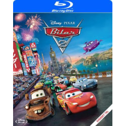 Bilar 2 (Bluray)