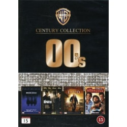 Century Collection: 00's (4 disc) - DVD