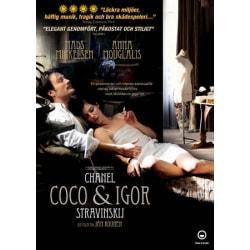 Coco Chanel & Igor Stravinskij - DVD