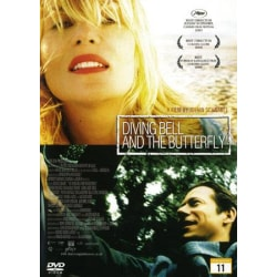 Diving Bell And the Butterfly - DVD