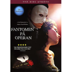 Fantomen på operan (2 disc) - DVD