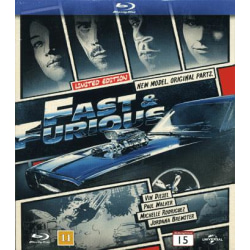 Fast & Furious - Limited Edition (Blu-ray)