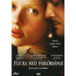 Flicka Med Pärlörhänge - DVD