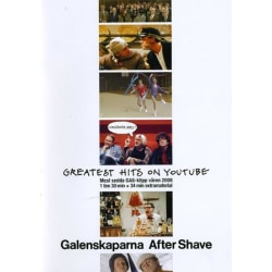 Galenskaparna After Shave - Greatest Hits On Youtube - DVD