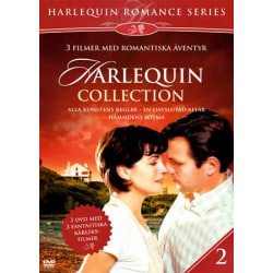 Harlequin Collection - Box 2 - DVD