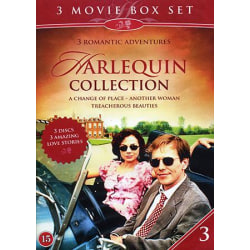 Harlequin Collection - Box 3  - DVD