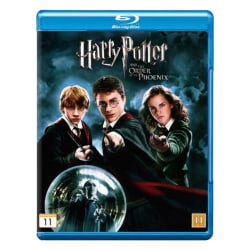 Harry Potter Och Fenixorden - Bluray