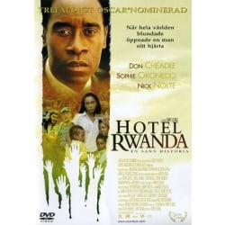 Hotel Rwanda: En Sann Historia - DVD