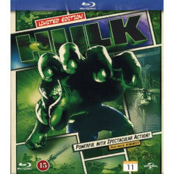 Hulk - Limited Edition (Blu-ray)