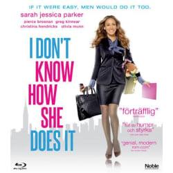 I Don't Know How She Does It -Bluray