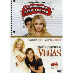 I Love You, Beth Cooper / What Happens In Vegas (2 disc) -DVD