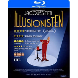 Illusionisten - Bluray