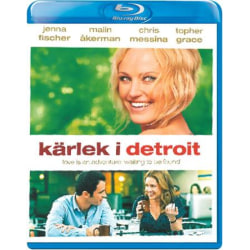 Kärlek I Detroit - Bluray