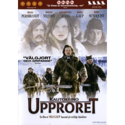 Kautokeino - Upproret  -DVD