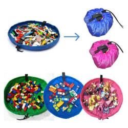 Liten förvaring för leksaker / Rosa