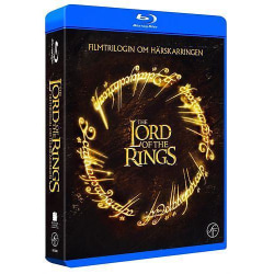 Lord of the Rings - Filmtrilogin Om Härskarringen (6-disc) (Blu-
