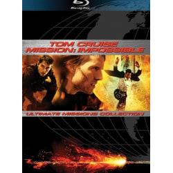 Mission Impossible 1-3 (3 disc) - DVD