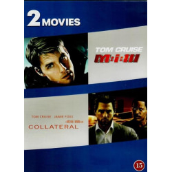 Mission Impossible - 3 / Collateral - DVD