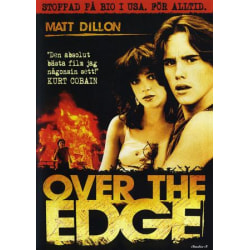 Over the Edge  -DVD