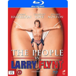 People Vs. Larry Flynt -  Bluray