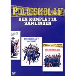Polisskolan - Complete Collection (7 Disc Box) - DVD