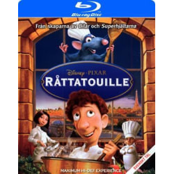 Råttatouille - Bluray